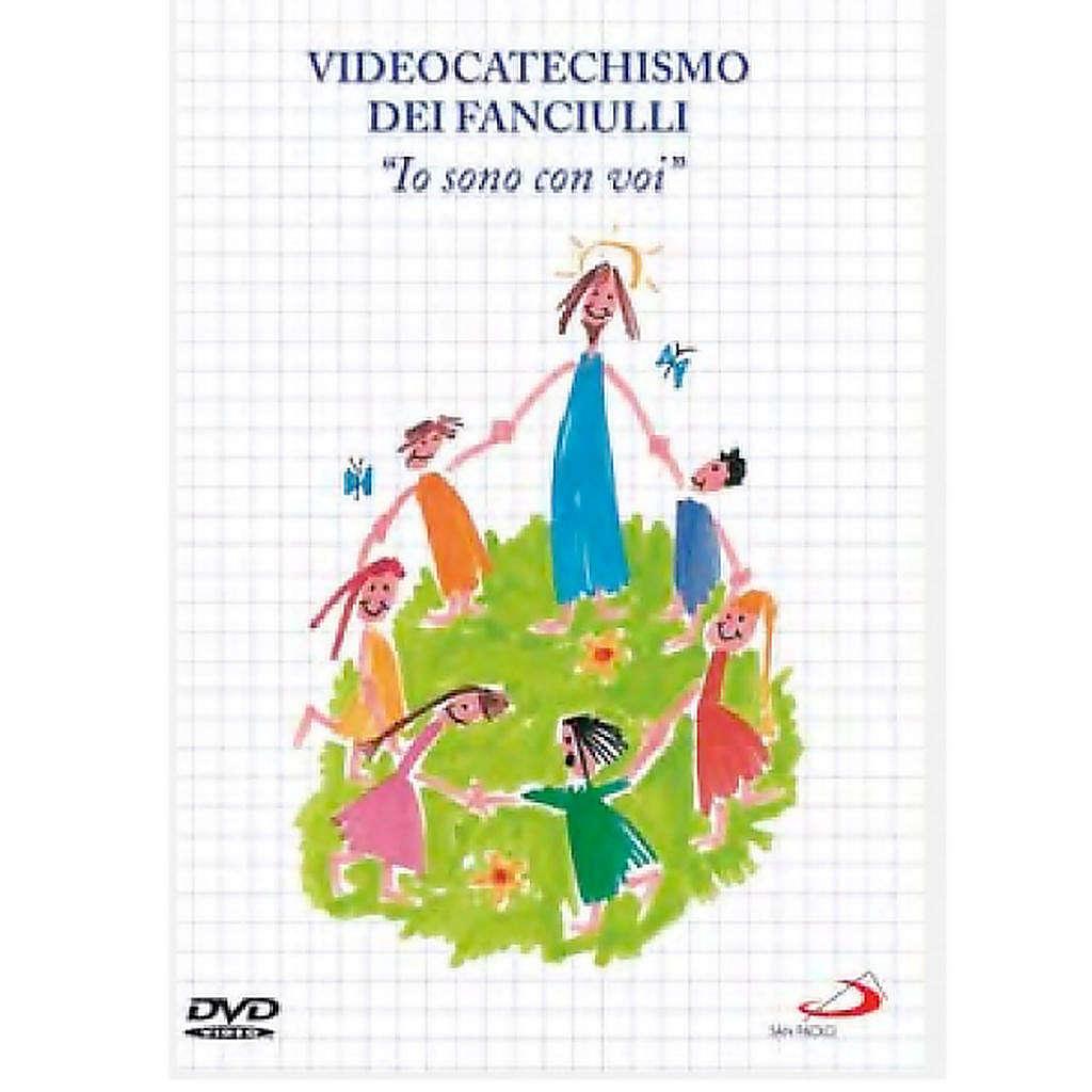 Videocatequismo: 'Yo estoy con vosotros'. Lengua ITA Sub. ITA 3