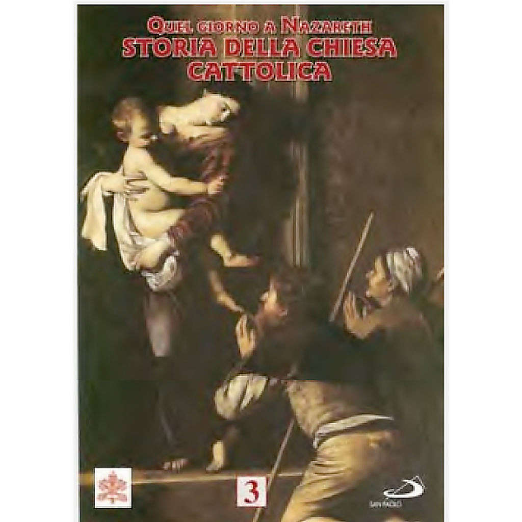 Historia de la Iglesia 3. Lengua ITA Sub. ITA 3