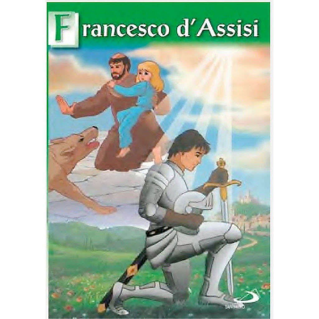 Francisco de Asís. Lengua ITA Sub. ITA 3