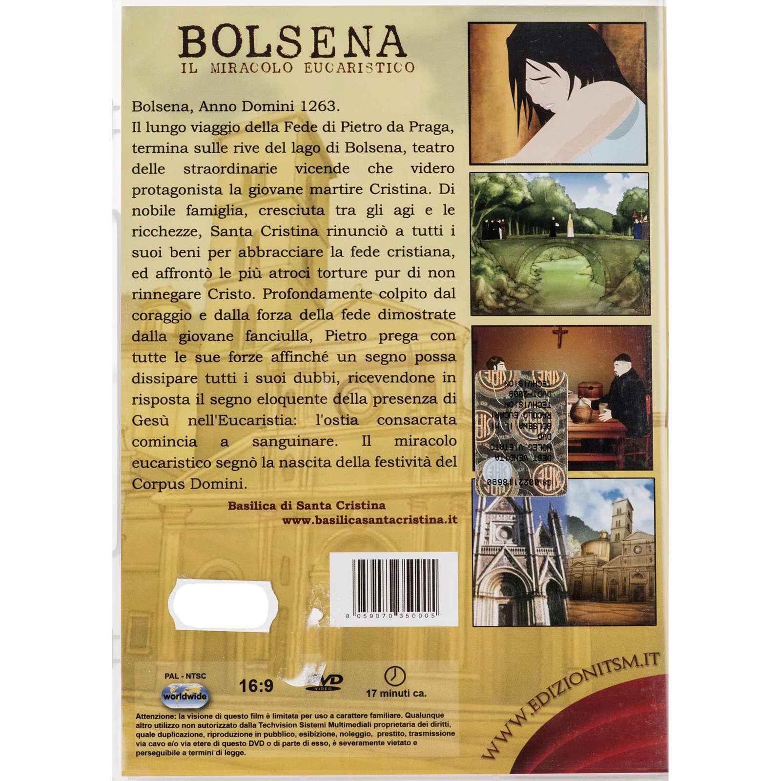 Bolsena, Il Miracolo Eucaristico 3