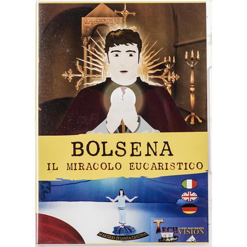 Bolsena, Il Miracolo Eucaristico 1