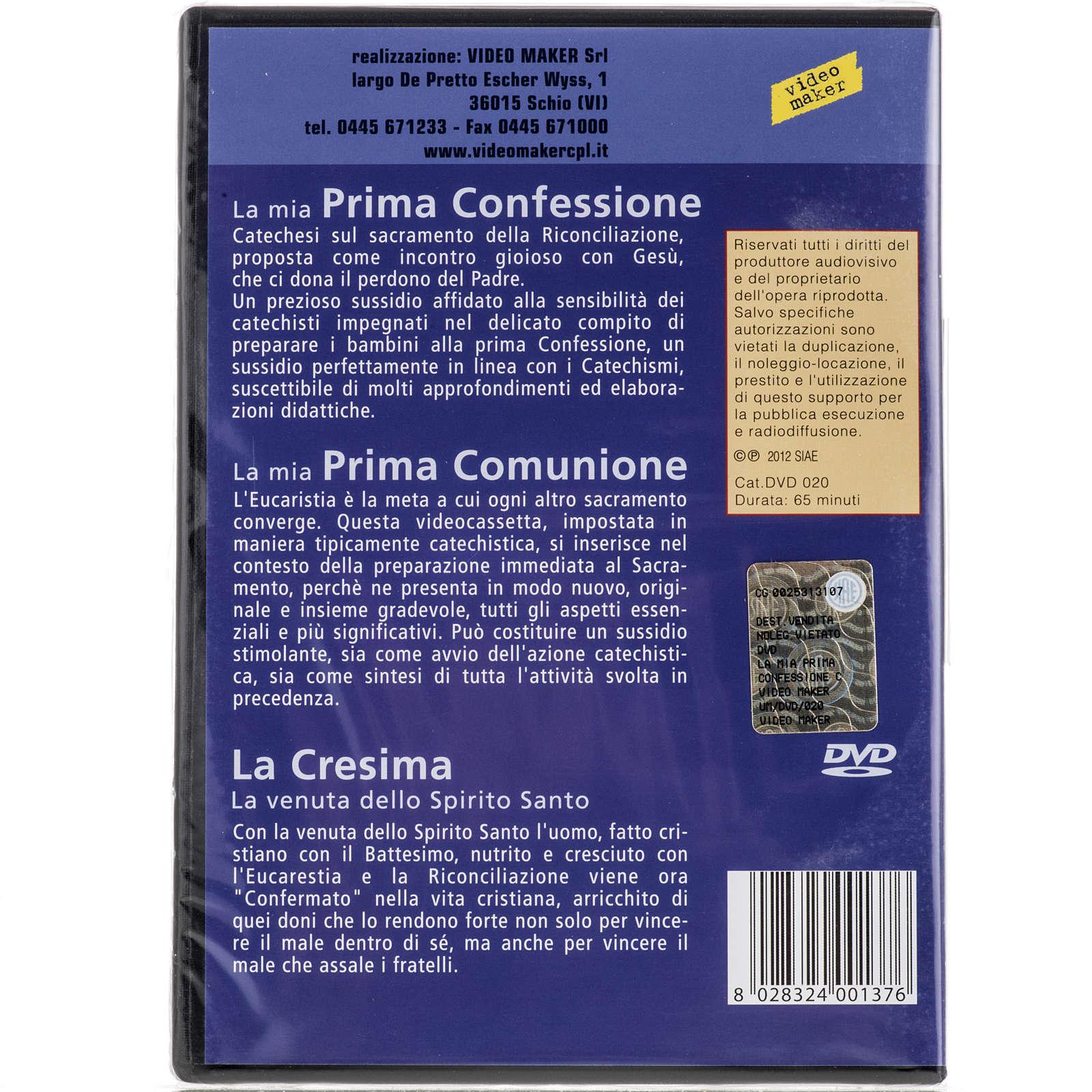 La mia Prima Confessione, Comunione, Cresima 3