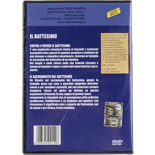 Il Battesimo DVD 2