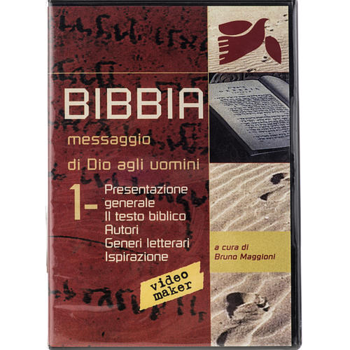 Bibbia messaggio di Dio agli uomini - volume I 1