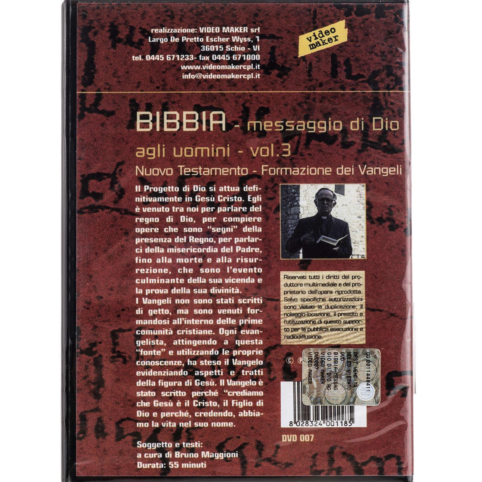 Bibbia messaggio di Dio agli uomini - volume III 3