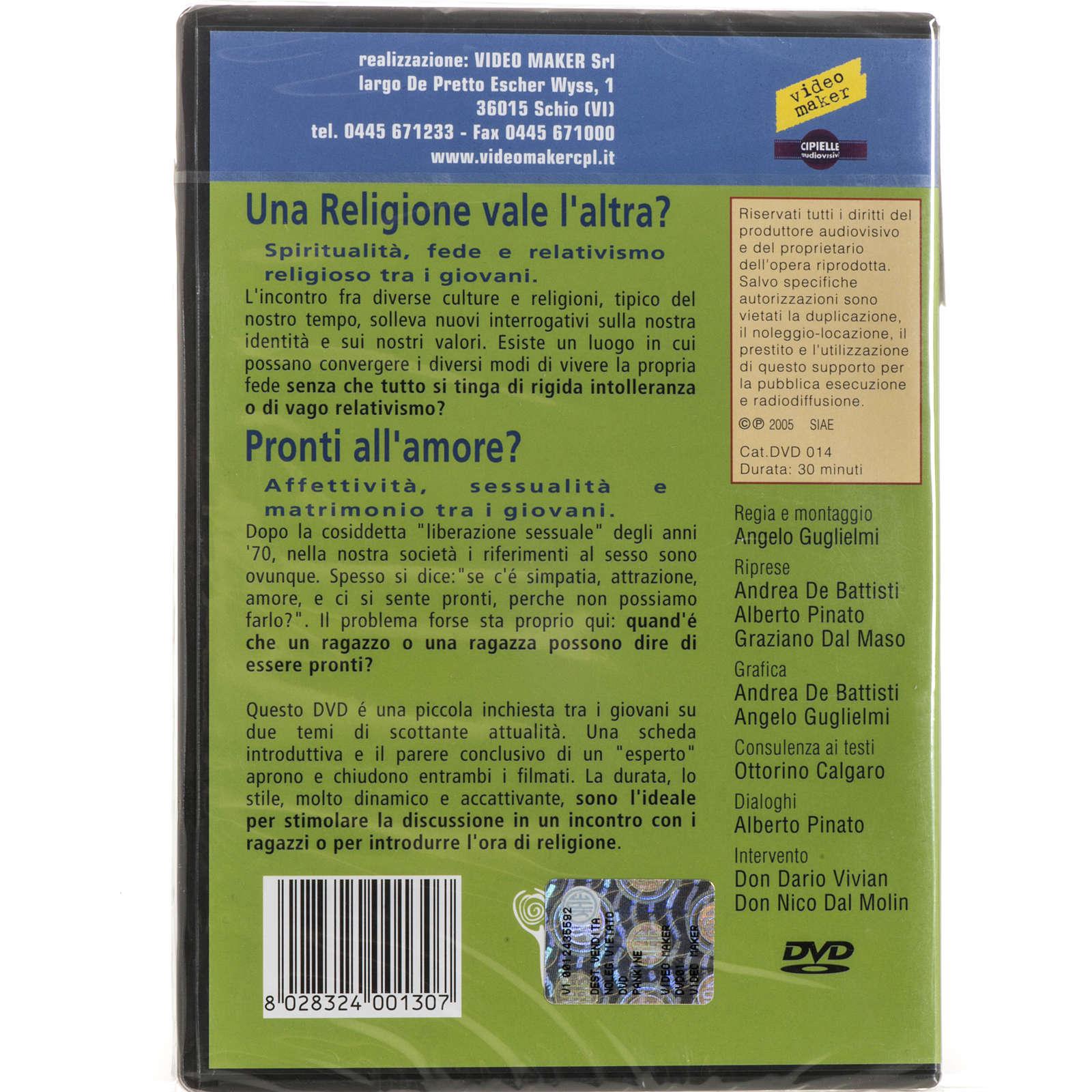 Una religione vale l'altra? Pronti all'amore? 3