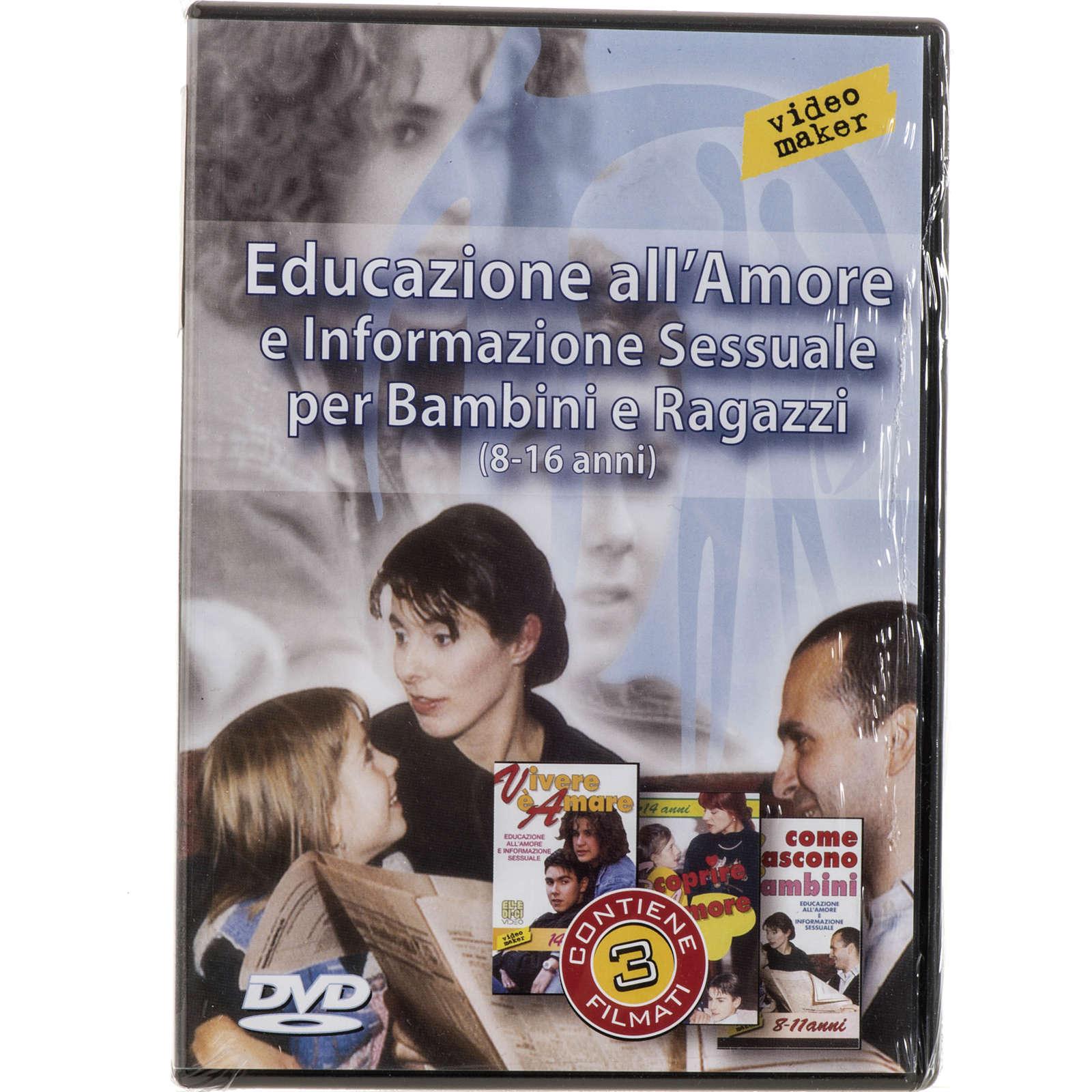 Educazione all'Amore e Informazione Sessuale 3