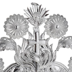 Exvoto Corazón llama ángel decoraciones 22,5 x 34 s3