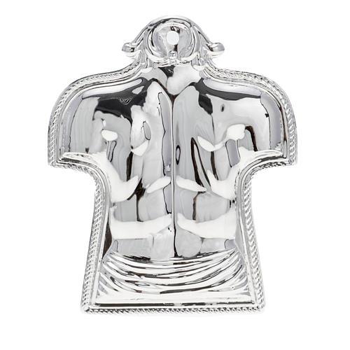 Ex voto schiena e spalle argento 925 o metallo 1