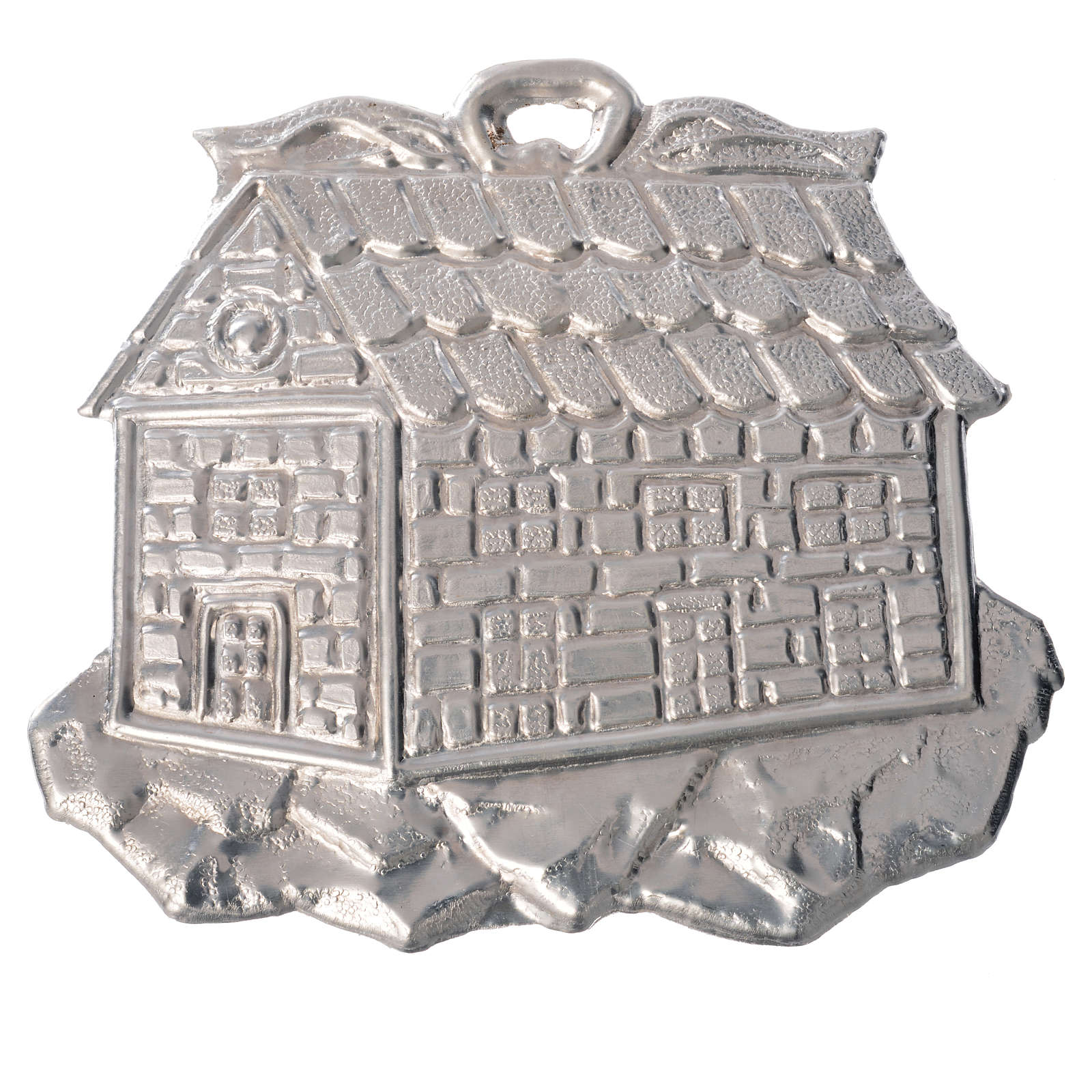 Votivgabe Haus Aus 925er Silber Oder Metall Cm