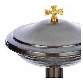 Fuente Bautismal bronce s9