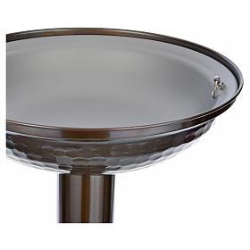 Fuente Bautismal bronce s11