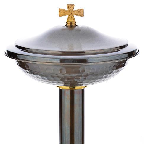 Fuente Bautismal bronce 15