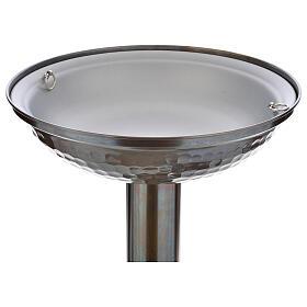 Font baptismal en bronze s3