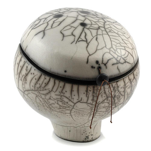Urna Funeraria naked Raku Ball 1/5 2