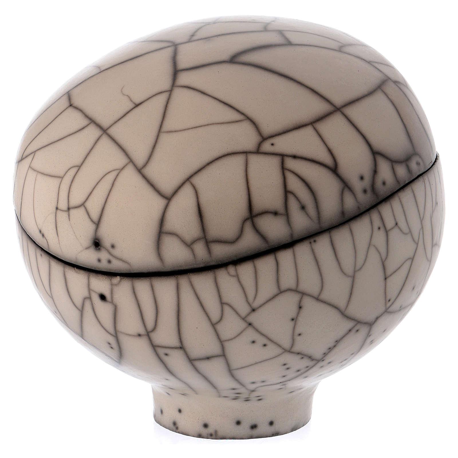 Urna funeraria Naked Raku Ball 1/5 3