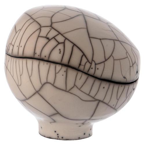 Urna funeraria Naked Raku Ball 1/5 1