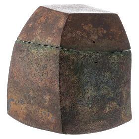 Urna Raku Square 4/10 s2