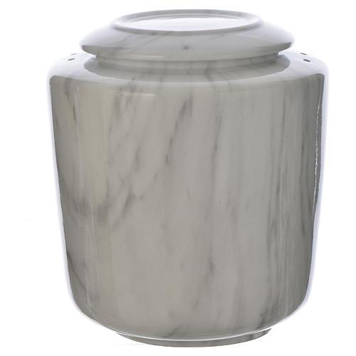 Urna fúnebre porcelana mod. Carrara 1