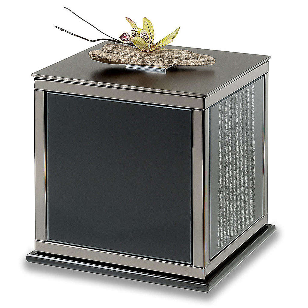 Cremation urn, Ayrton S. model 3
