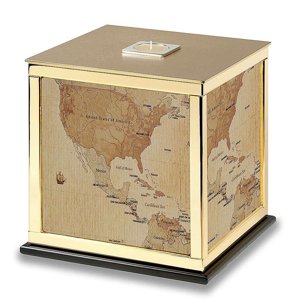 Cremation urn, Louis A. model 3