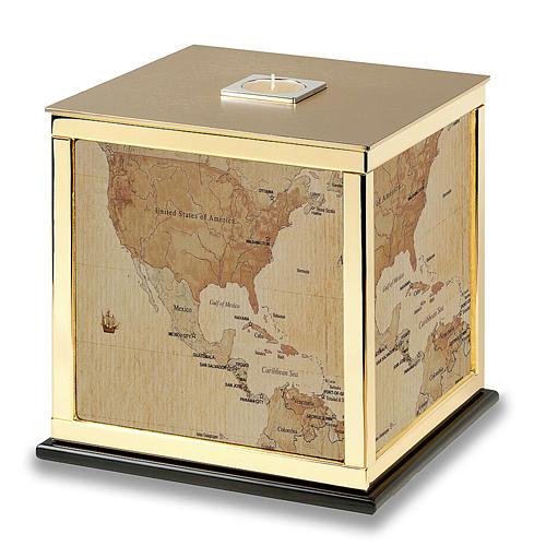 Cremation urn, Louis A. model 1
