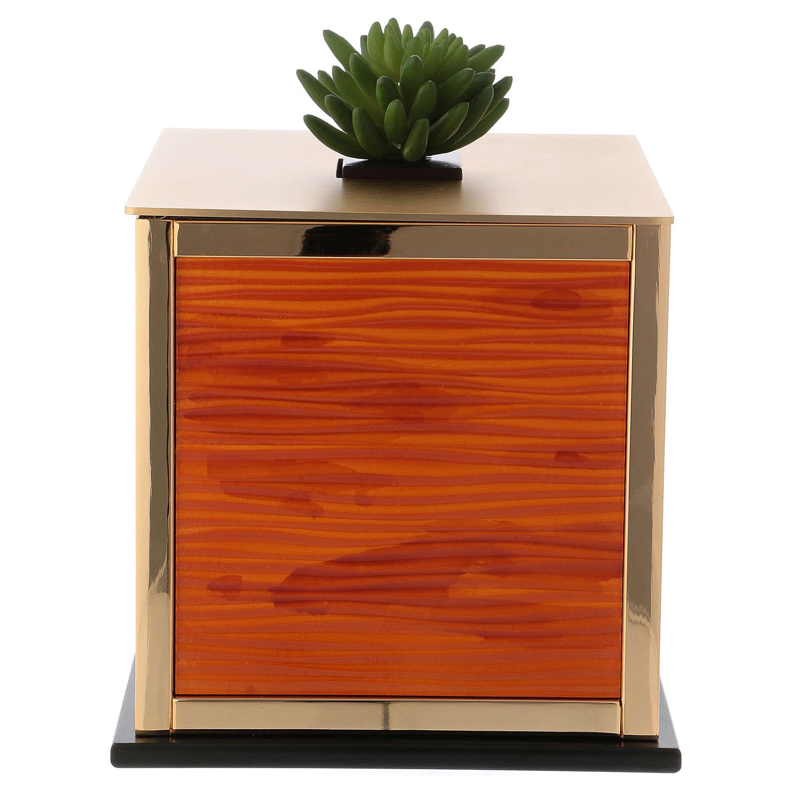 Cremation urn, Ray C. model 3