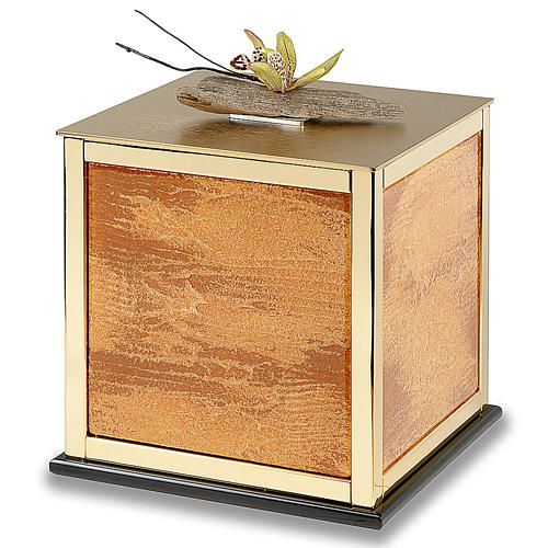 Cremation urn, Ray C. model 1