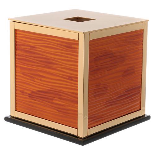 Cremation urn, Ray C. model 4