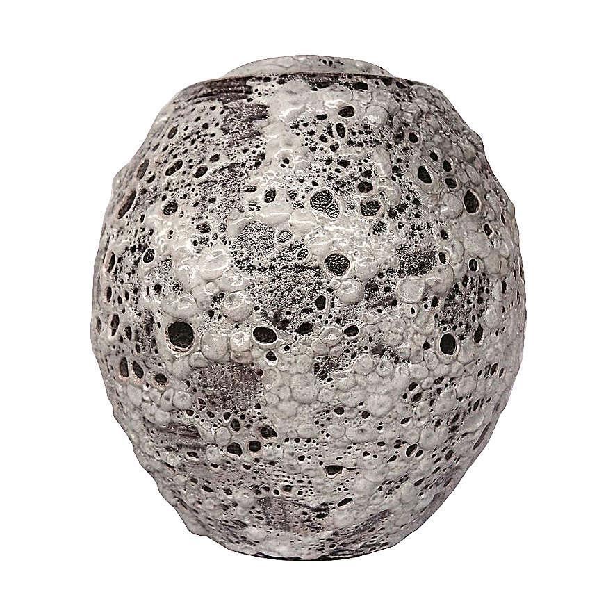Urna ceramiczna na prochy dekoracja mimetyczna Materia 3