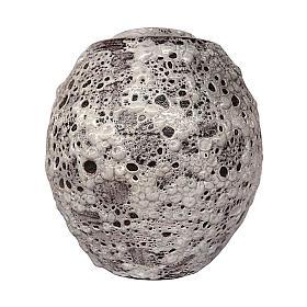 Urna ceramiczna na prochy dekoracja mimetyczna Materia s1
