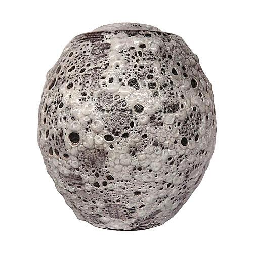 Urna ceramiczna na prochy dekoracja mimetyczna Materia 1
