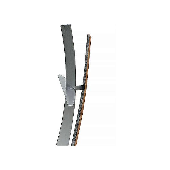 Croce in bronzo per cimitero h. 90 cm per ESTERNO 3