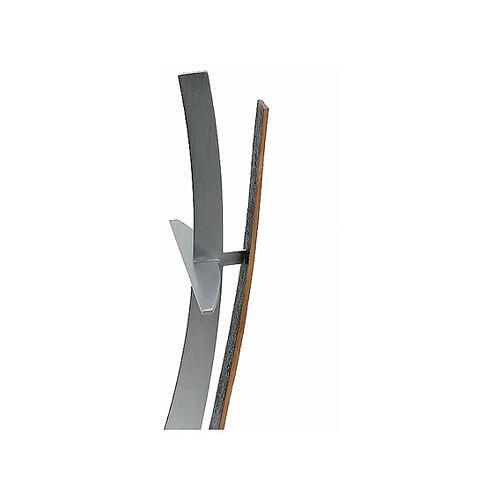 Croce in bronzo per cimitero h. 90 cm per ESTERNO 2