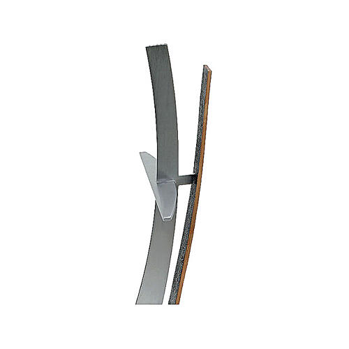 Cruz terrena de bronce h. 60 cm para EXTERIOR 2