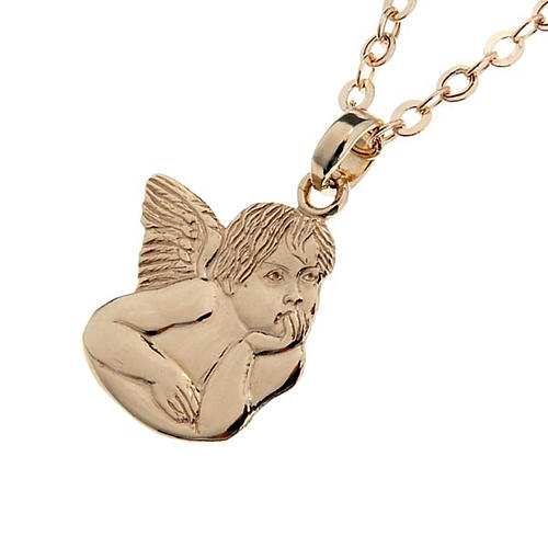 Angelo di Raffaello collana oro 750/00 - gr. 1,50 1