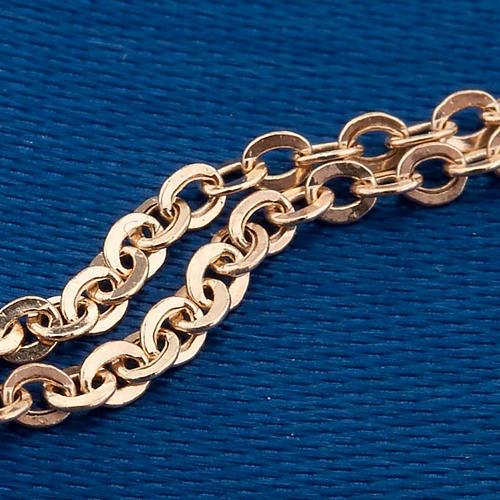 Angelo di Raffaello collana oro 750/00 - gr. 1,50 3