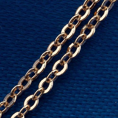 Croce della vita catenina oro 750/00 - gr. 1,30 3