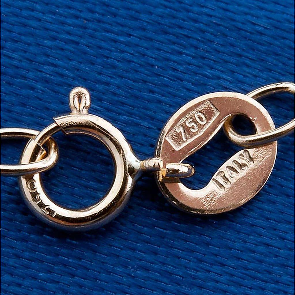 Pendentif coeur or 750/00 - 1,60 gr 4
