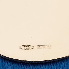 Angelo di Raffaello medaglietta oro750/00 - gr.1,60 s2