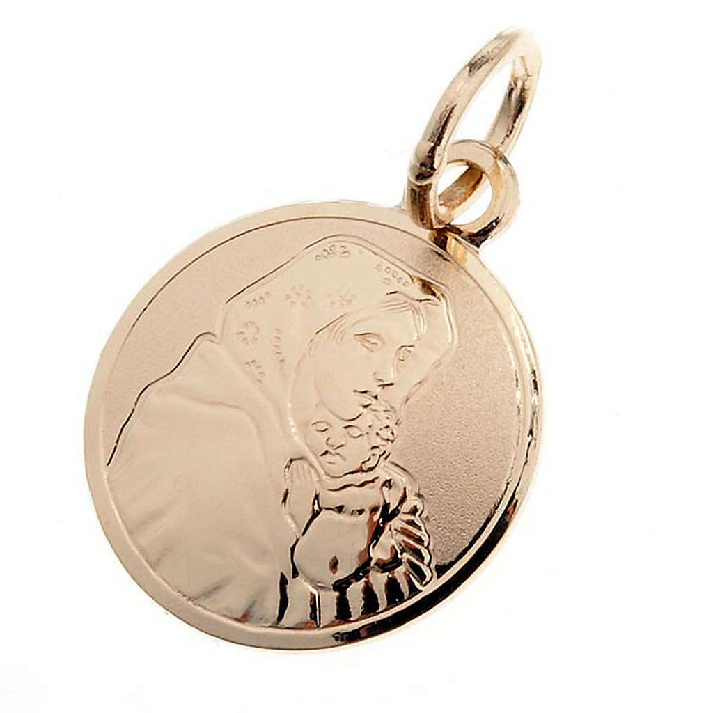 Madonna Ferruzzi medaglia oro 750/00 - gr. 1,00 4