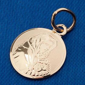 Madonna Ferruzzi medaglia oro 750/00 - gr. 1,00 s3