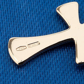 Croce della vita pendente oro 750/00 - gr 1,10 s2