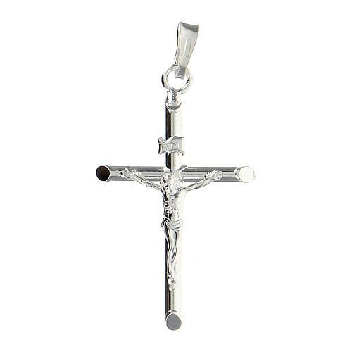 Pendentif en croix argent 925 1