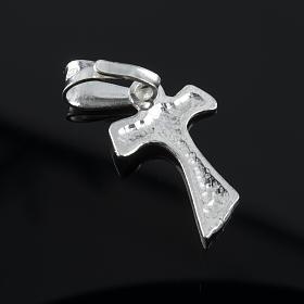Santiago de Compostela Cross in silver 800 s6