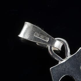 Tau cross in silver 925. 1,2 x 1 cm s4