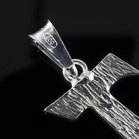Tau zawieszka srebro 925 2x1.2 cm s4