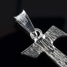 Tau pingente prata 925 2x1,2 cm s4