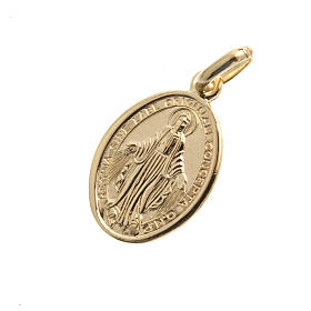 Medalla Milagrosa oro 750 s1