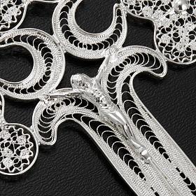 Cross pendant, 800 silver, 12,7g s4